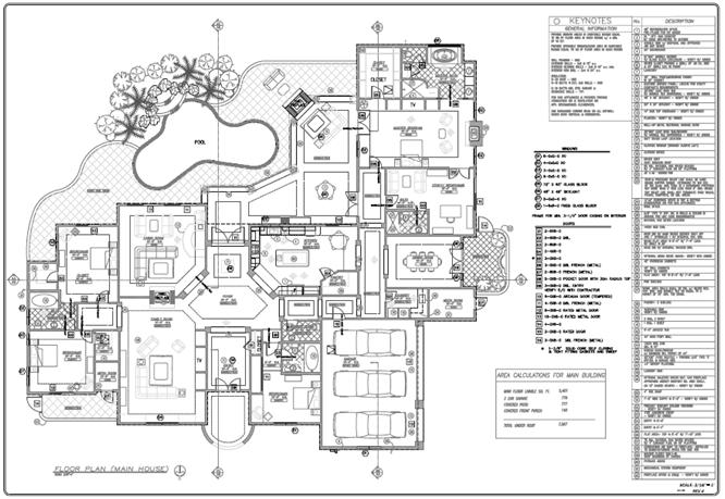 Electrical Drawing Residential Zen Diagram
